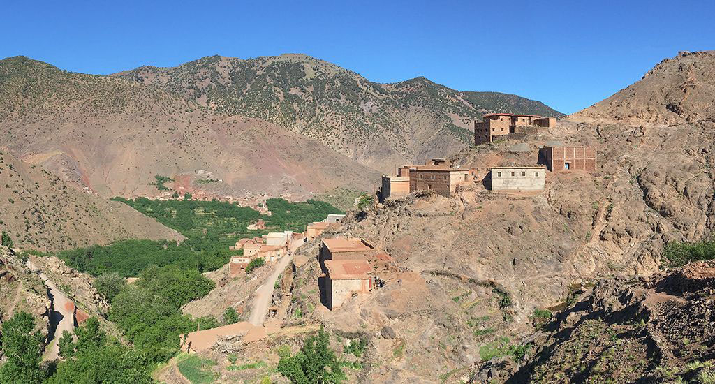 High Atlas Mountains Trekking Lodge | Azzaden Trekking Lodge